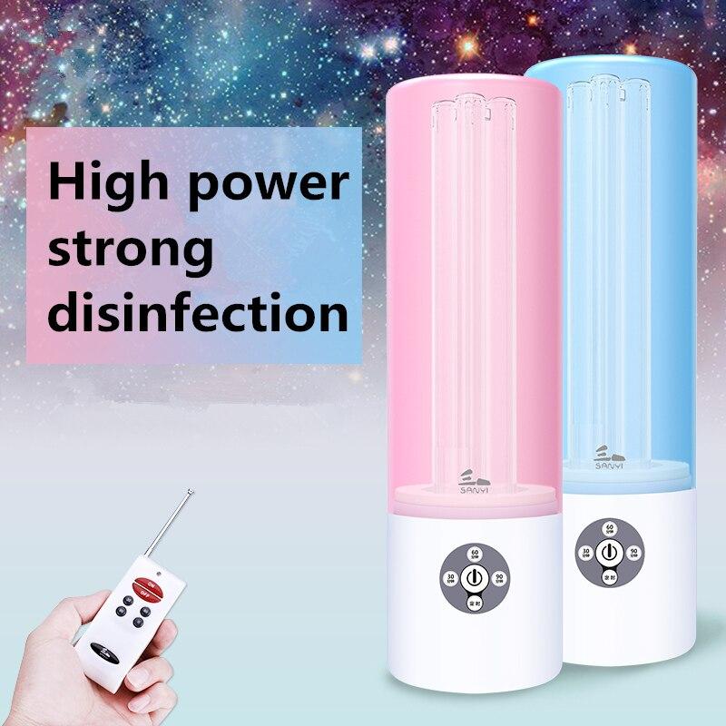 220 v Ultraviolet Lampes 55 w Ménage Lampe De Désinfection Bactéricide Lumière Lumières Germicides Haute Ozone UV Double Stérilisation