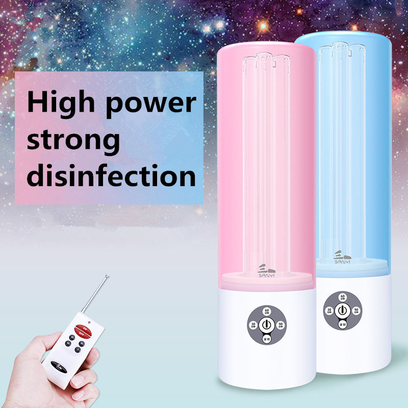 220V Ultraviolet Lamps 55W Household Disinfection Lamp Bactericidal Light Germicidal Lights High Ozone UV Double Sterilization цена