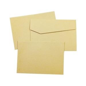 Image 3 - 100Pcs/lot  Vintage Kraft Paper Envelopes  Europen Style  Envelope Message Card Letter Stationary Storage Paper Gift 170*120mm