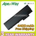 Apexway 4400 мАч 11.1 В Аккумулятор для Ноутбука Acer BTP-BCA1 Aspire 3660 5600 5610 5620 5670 7000 7110 9420 9000 9300 9301 9302