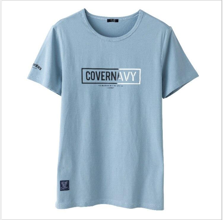 T Shirt Mens Graphic T-Shirt Stampa Casual Maglietta Più Il Formato O Collo Hip Hop Manica Corta Casual usura