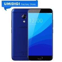Umidigi C2 разблокирована Android сенсорный мобильного телефона MTK6750T Восьмиядерный 5.0 дюймов 4 ГБ Оперативная память 64 ГБ Встроенная память глобальный версия Dual SIM мобильный телефон