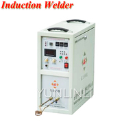 18KW High Frequency Induction Welder Cooling Circulation System 220V Induction Welding Machine MIG Welder KX 5188A18