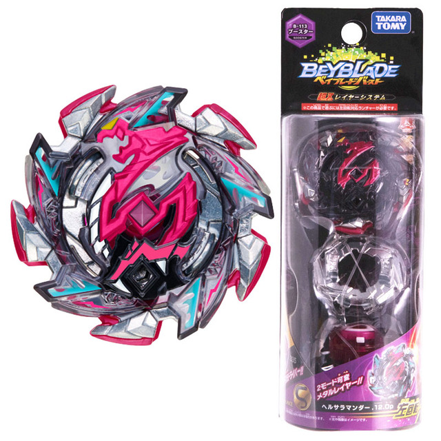 Takaratomy Beyblade Burst B-131 Booster Dead Phoenix 0 at bay blade without  launcher Bayblade be blade gyroscope Toys for boy