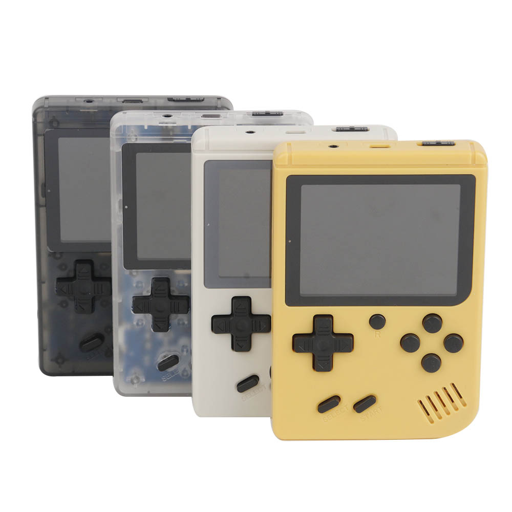 3.0 inch Handheld Game Player Console for Child Color Display Gaming Tools Portable Handheld Game Player Console for Kids USB