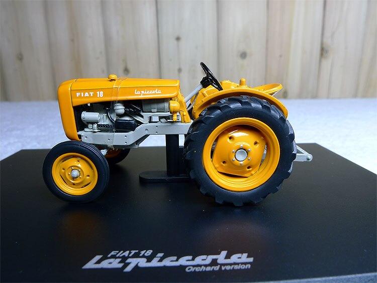 1:32 Fiat 18 tractors model alloy Agricultural vehicle model Favorites Model bburago 1 18 458 alloy supercar model favorites model