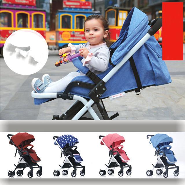 Boas Marcas De Carrinhos de Bebês Crianças Buggy Leve Carrinho De Bebê Dobrável Carro Do Bebê Carrinho de Criança Dobrável de Viagem Infantil China Carrinho de Bebé