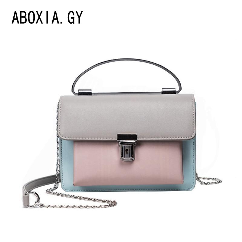 1583b640e702 Высокое качество маленькие женские сумки-мессенджеры кожаные сумки на плечо женские  сумки через плечо для девочек Брендовые женские сумки .