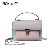 high quality small ladies messenger bags leather shoulder bags women crossbody b