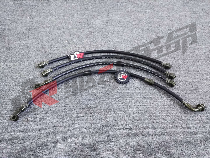 Jimny JB43 Brake Oil Line(4pcs) EPC System Off Road Car Styling Accessories
