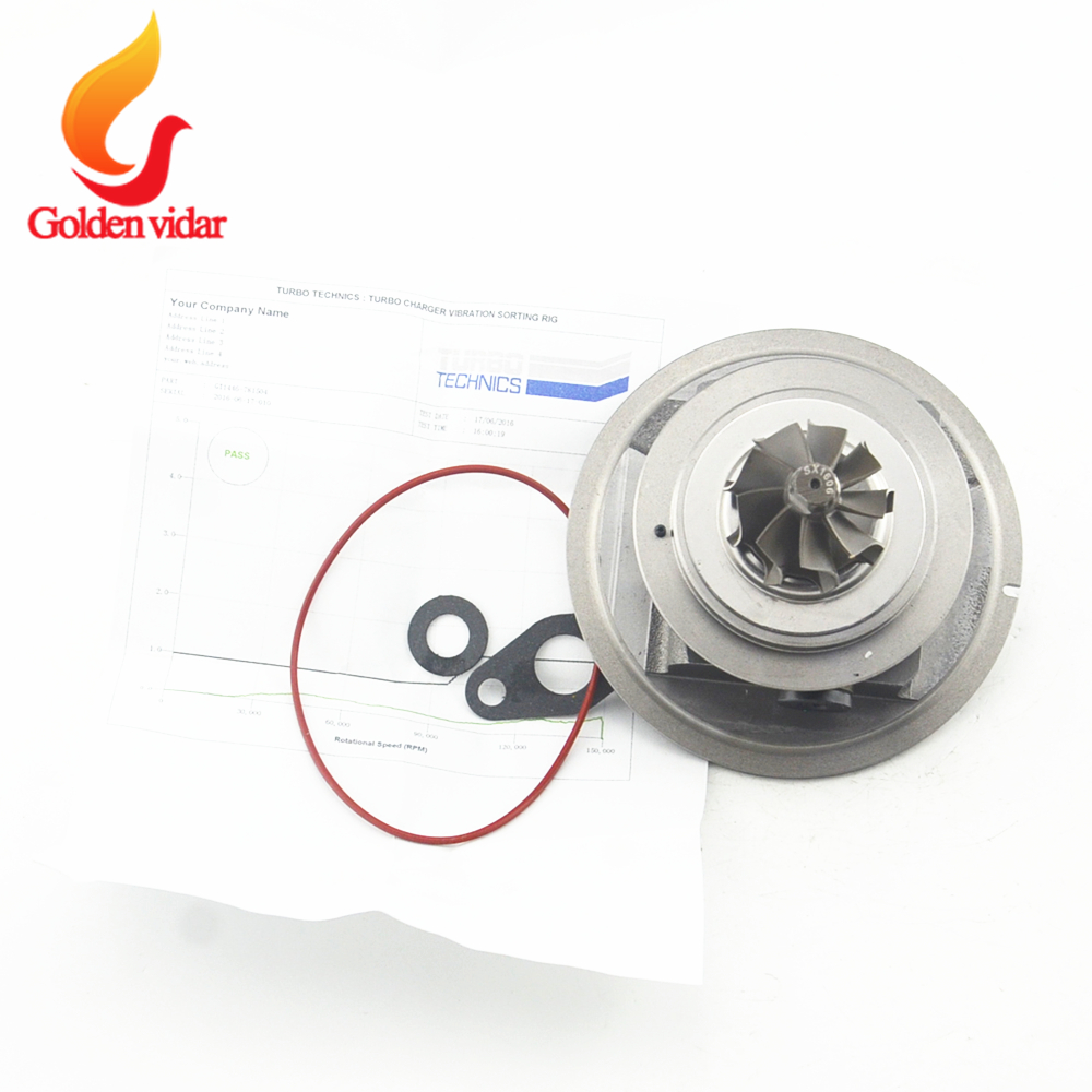 Turbo Cartridge CHRA for ROVER R75 MG ZT ROEWE 1.8L K16 K1800 18KAG GT2052LS 765472-0001 731320-5001S 731320 765472 roewe headlight 550 2009 2013 fit for lhd and rhd free ship roewe fog light 350 750 950 w5 rx5 roewe 550