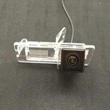 Caliente A La Venta!! WIFI cámara!! inalámbrico SONY CCD Chip de Visión Trasera Inversa Con la Línea de Guía para Renault Fluence Duster