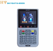 [Prawdziwy] skysat s-8005 dvb-s2 hd spectrum analyzer satellite finder miernik satelitarny odbiornik satelitarny dekodera mpeg-4