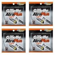 Gillette Atra плюс заправка лезвия 10 ct. (Набор из 4)