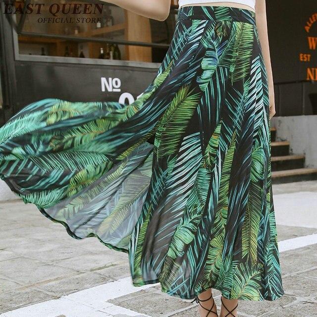 5bf0a2586f US $28.05 45% di SCONTO|Gonne lunghe per le donne hippie abbigliamento  femminile hippie gonna hippie della boemia di stile boho gonna NN0824 Y in  ...