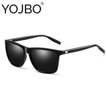 YOJBO Unisex Retro Sonnenbrille Männer Polarisierte 2019 Mode Frauen Vintage Marke Designer Quadrat Sonne Gläser Gafas De Sol Hombre