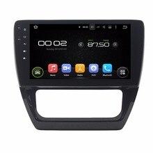 """Klyde 2 DIN 10.1 """"Android 7.1 Автомобильный Мультимедийный Плеер для VW Sagitar 2012-2014 автомобилей Радио стерео 4 ядра без DVD аудио"""