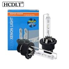 HCDLT 12 V 55 W Xenon D2S D2R D4R D4S HID Thay Thế Bóng Đèn 35 W Bulb Đèn Pha Auto Car D2S d4S Xenon Ánh Sáng 4300 K 5000 K 6000 K 8000 K