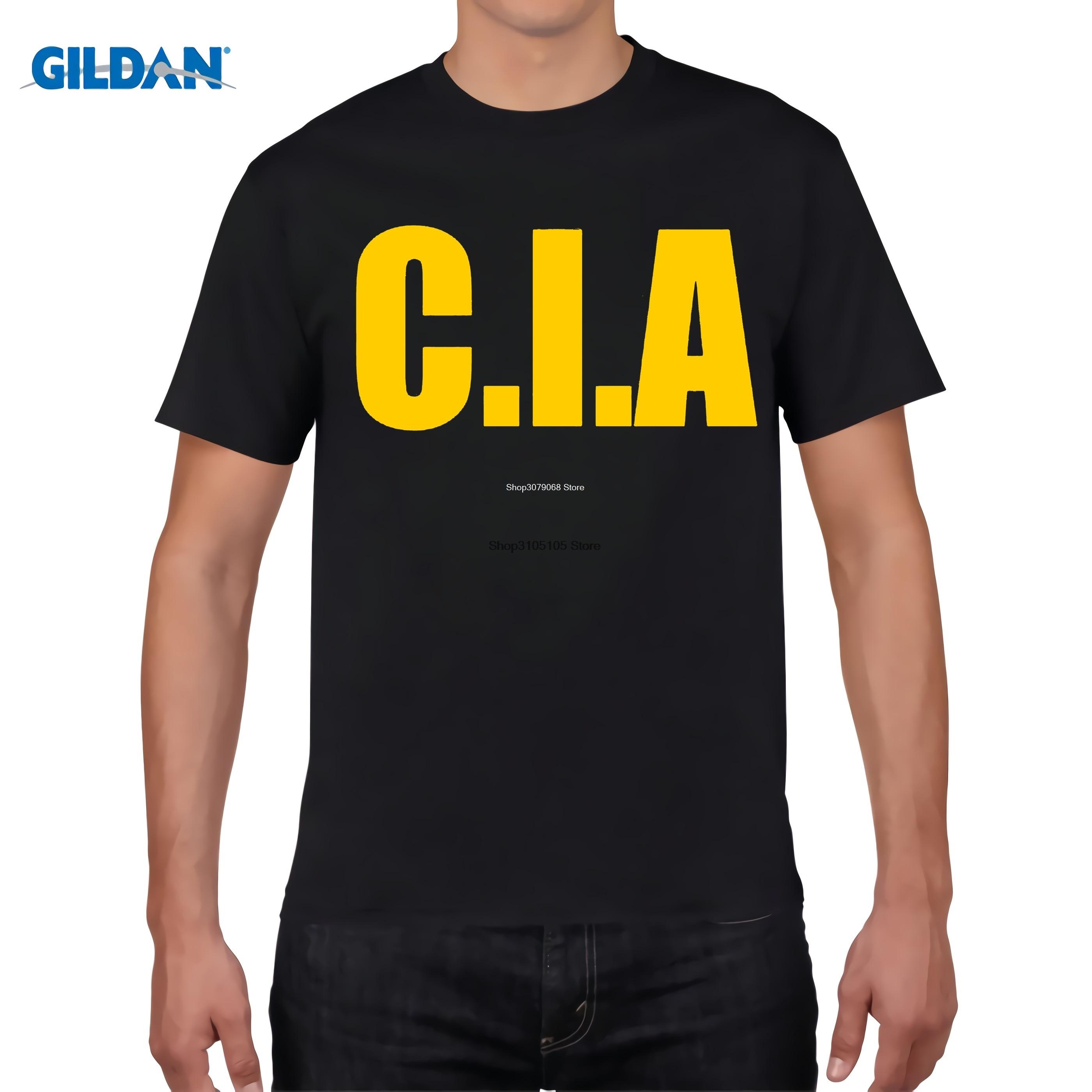 Danny zuko black t shirt - Gildan Designer T Shirt Novelty T Shirts Cia Tshirt Funny T Shirt Criminal Retro