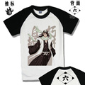 2017 Fashion Bleach Ichigo Kurosaki Costumes T Shirt Men's Japanese Famous Anime T-shirt Unique Gift Camisetas Masculina