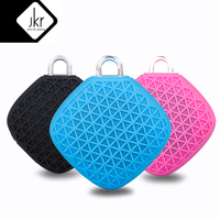 JKR 3 Mini Bluetooth Speaker Receiver Portable Wireless Speaker Sound System 3D Stereo Music Surround For
