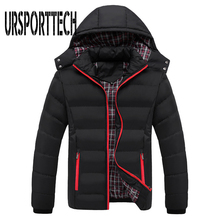 New Winter Jacket Men Fashion Thermal Hooded Down Parkas Male Casual Down Jacket Men Winter Warm Coat Plus Size M-5xl down jacket m 5xl 108