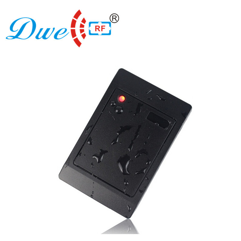 DWE CC RF Control Card Readers DC12V ISO1443A MF Weigand 26 Wiegand 34 Passive Door Access Control Rfid Reader