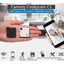 Wireless Portable WiFi IP Cam HD 720P 1.3MP Camera Motion Detection Video Professional Action Consumer Camera Cam