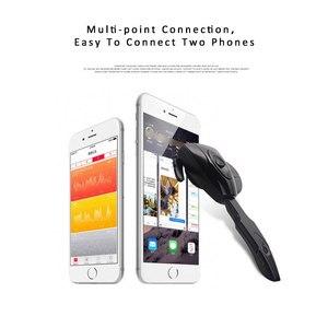 Image 5 - Mini Bluetooth 4.1 Auricolare Senza Fili Auricolare Cuffie con Microfono Hands free Auricolare del Gancio Dellorecchio per samsung PS3 console di gioco