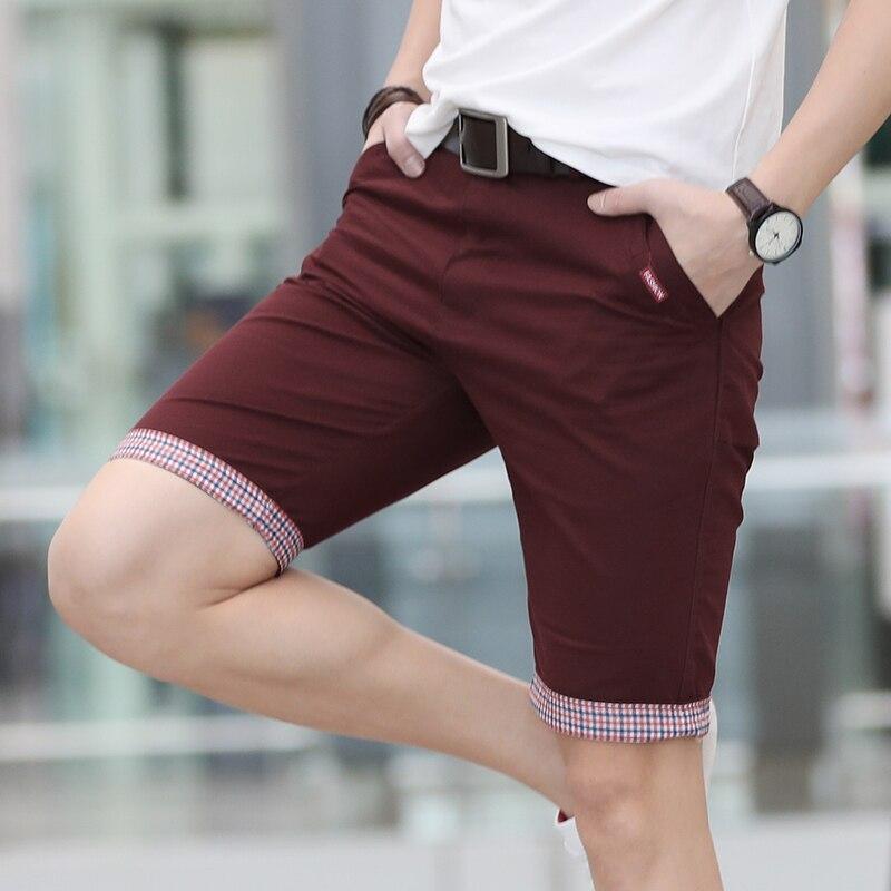 2019 New Arrival Brand Summer Fashion Mens Shorts Casual Cotton Jogger Bermuda Masculina Beach Shorts Men Shorts Male Asian Size