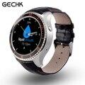 2016 ГОРЯЧАЯ I2 Smart Watch MTK6580 Android 5.1 OS Bluetooth 4.0 Браслет 1.2 ГГц Измерение Сердечного ритма Шагомер GPS Smart watch