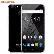 Оригинальный Oukitel U22 3 г мобильные телефоны android 7.0 2 ГБ Оперативная память 16 ГБ Встроенная память Quad Core смартфон 4 камеры 5.5 дюймов Dual Sim сотовый телефон