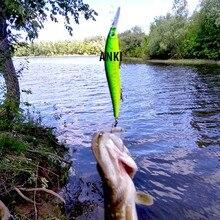 ANKI Japan FAITH CUSTOM JERKBAIT floating Crank jerk Bait Minnow long cast Wobblers Fishing lure sharp HOOK 16g 110mm