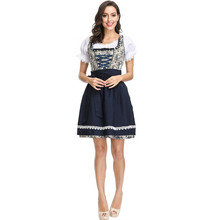 Ladies Sexy Oktoberfest Beer Girl Costume German Bavarian Wench Fancy Dress Erotic Halloween Party Costumes  Z4122