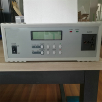High Precision Digital AC Power High Voltage Inverter 500VA Variable Frequency 500W AC Power Source Supply Conversion PS61005A