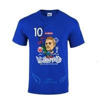 New Gylfi Sigurdsson cartoon q version funny T Shirt 100% cotton t shirts Man o neck tee for iceland fans gift
