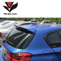 F20 F21 ABS Plastic Car styling Rear Wing Trunk Boot Spoiler for BMW 1 Series F20 F21 125i 116i 118i 135i 116d 118d 120d 125d