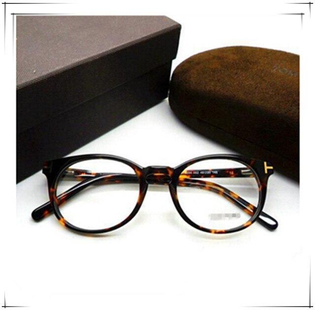 Горячий Продавать Бренд полный кадр TF5294 мода оптические Очки мужчин и женщины ТОМ tf Ретро Доска кадр очки с оригинальной случае