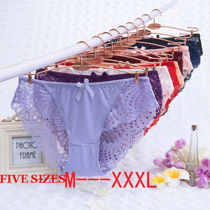 CP004 2 шт./лот, большие размеры 3XL, женские трусики, сексуальное кружевное Прозрачное нижнее белье, женское удобное Благородное белье, Красивые...