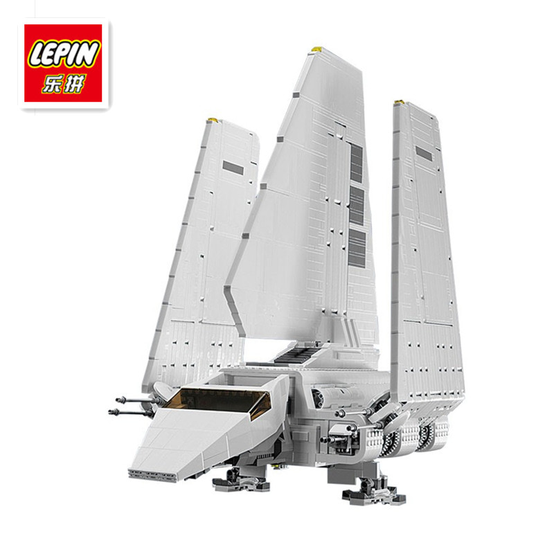 IN STOCK 2503 pcs LEPIN 05034 Star War Series The Imperial Shuttle Building Blocks Bricks  Assembled Toys 10212 on AliExpress