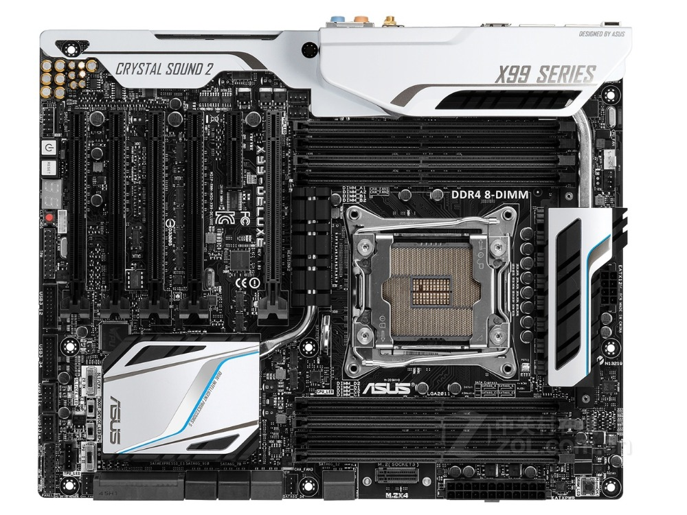I//O Shield For ASUS X99-DELUXE//USB3.1 X99-DELUXE Motherboard Backplate IO