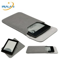 IRALAN New Sleeve e-Books Case For Kindle Paperwhite   1     2   3 Bag   Tablet   Shell Sleep&Wake Up For Kindle Voyage 6 inch eReader cover