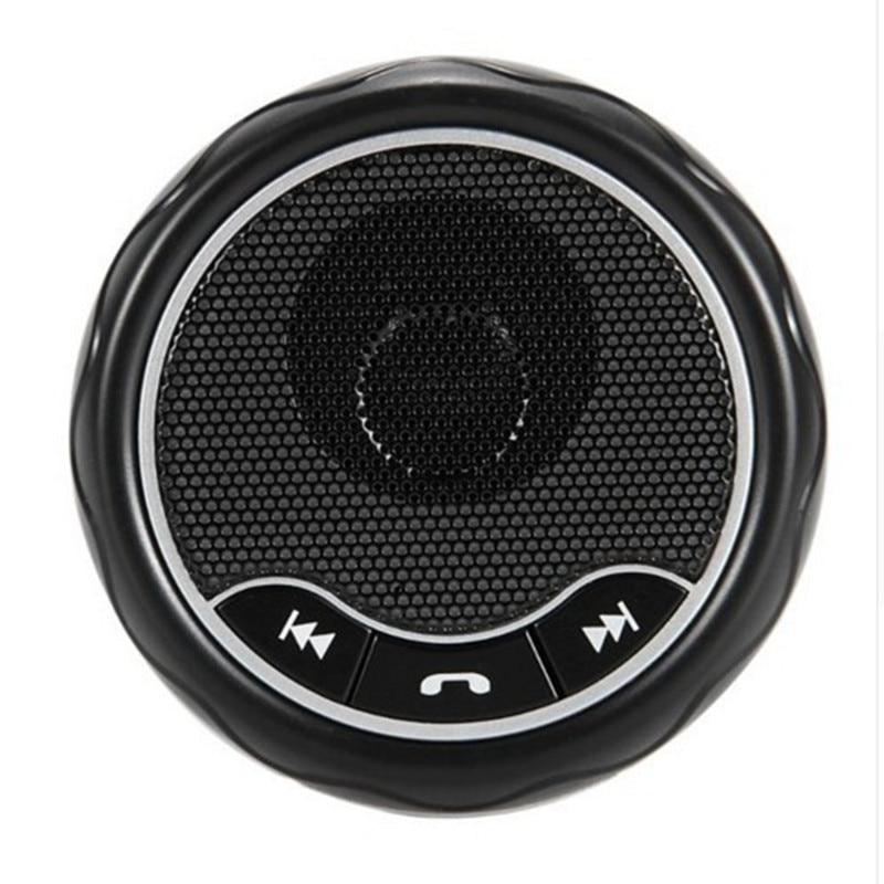 חדש !! NAT1300 דיבורית Bluetooth ערכת רכב מקלט מוסיקה אודיו רמקול לרכב עם רמקול Hi-Fi ערכת רכב לרכב 5318