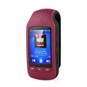 Image 3 - Портативный мини mp3 плеер HOTT 1037 с клипсой, 8 ГБ, спортивный шагомер, Bluetooth, FM радио, со слотом для tf карты, стерео музыкальный плеер с ЖК экраном 1,8