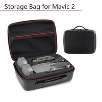 New for DJI Mavic 2 Carry box Mavic 2 Pro Drone Body/Batteries/Controller Handbag Box Storage Case for Mavic 2 drone bag