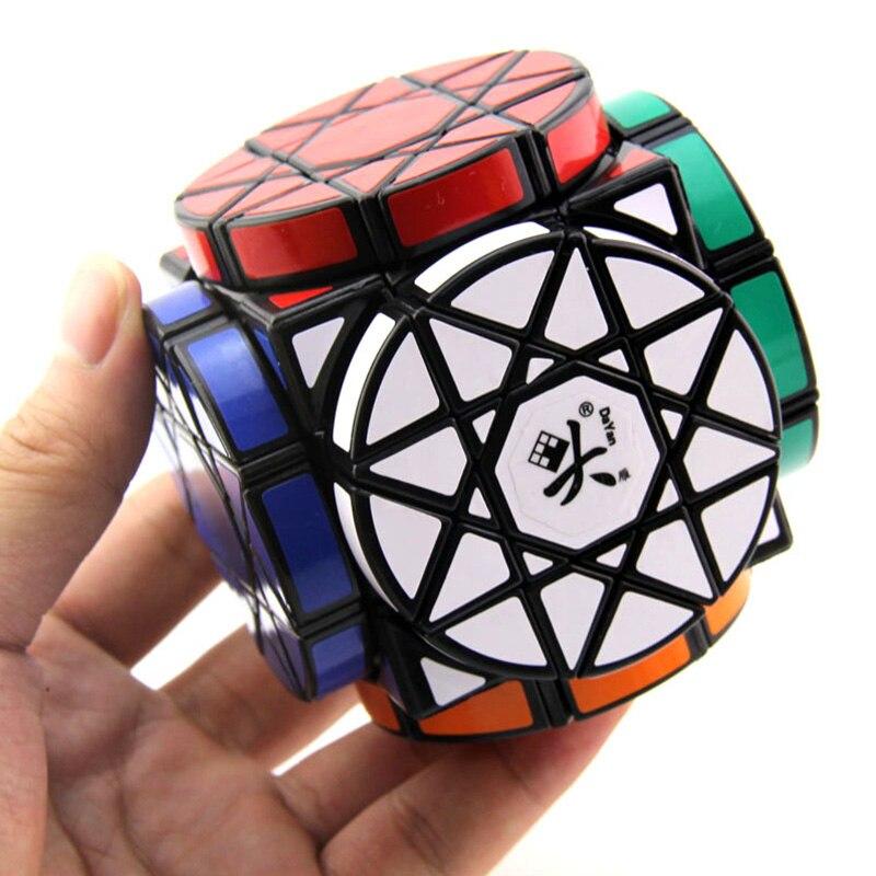 Cube professionnel Alien 10 cm vitesse pour cubes magiques antistress puzzle néo Cubo Magico autocollant pour enfants jouets éducatifs pour adultes