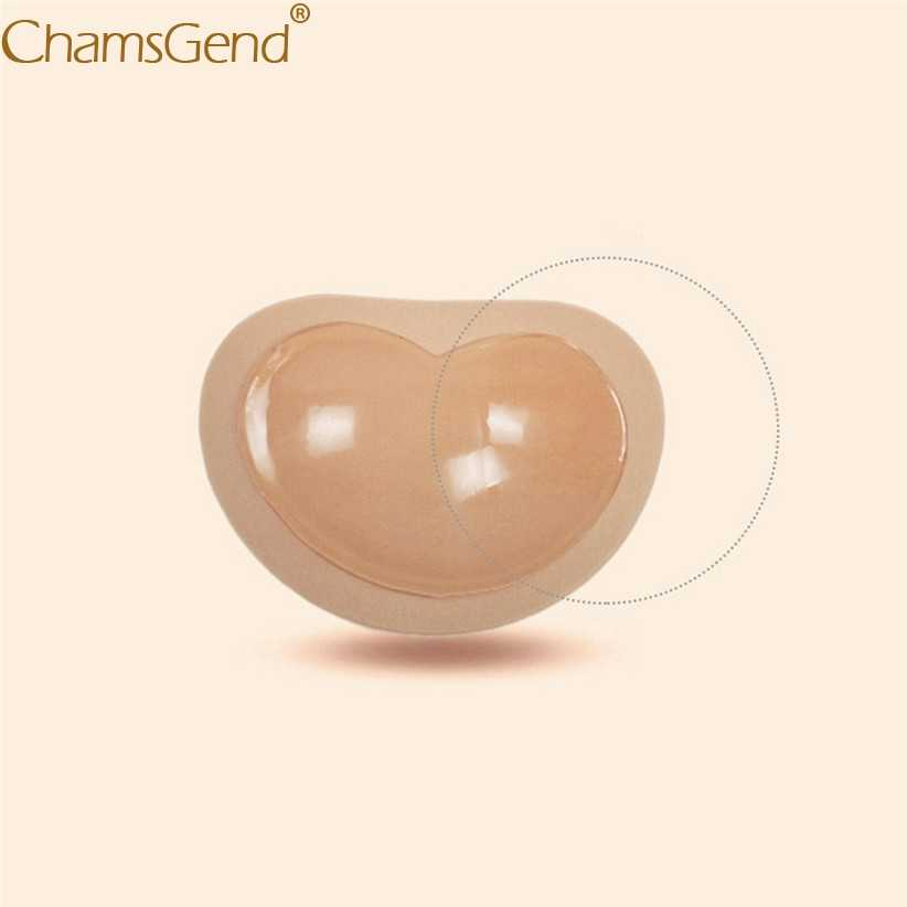 49203955b81de Cheap Women Silicone Push Up Bra Pads Nipple Cover Stickers Patch 80711