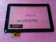 10.1 pulgadas de pantalla táctil para prestigio multipad 4 última 10.1 3 G PMP7100D3G_quad PMP7100D PMP7100D3G A1WAN06 FPDC-0085A-1
