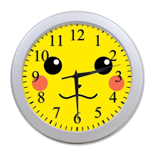New Arrival Fashion Elegant Wall Decor Clocks Cartoon