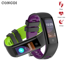 G16 Color Screen Smart Bracelet With Heart Rate Blood Pressure Step Count Multi-sport Mode Styles Waterproof Wristband pk Tezer